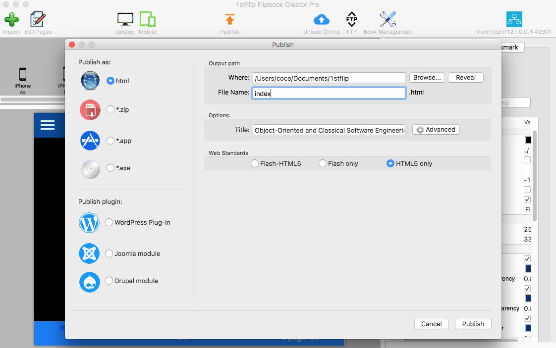 how to create storage on mac