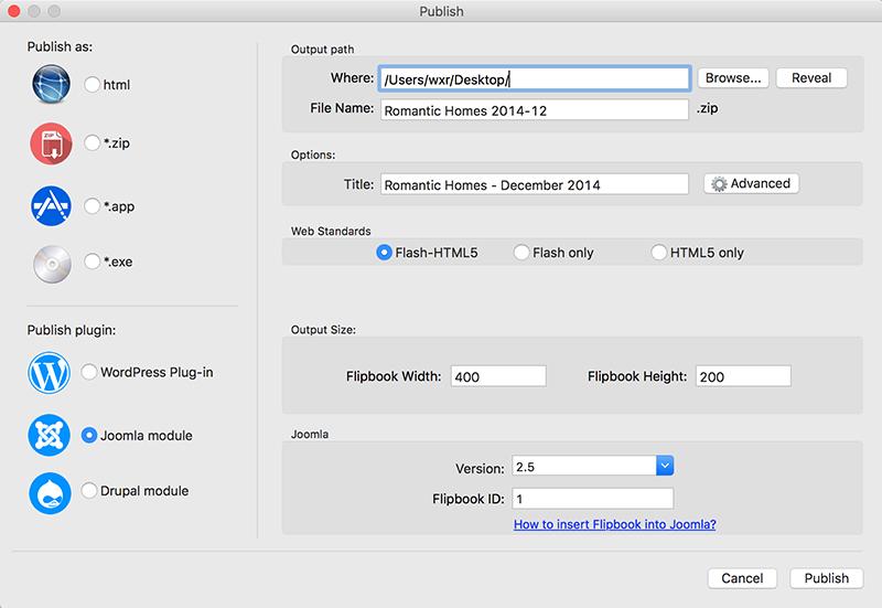 how to use joomla to create a website pdf