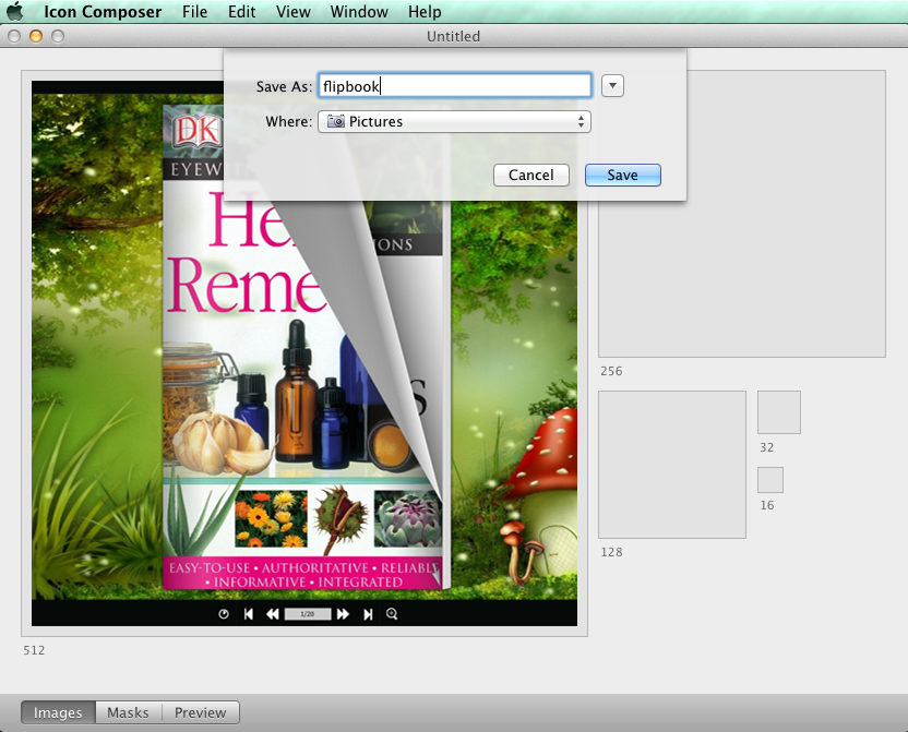 how to change picture file to pdf