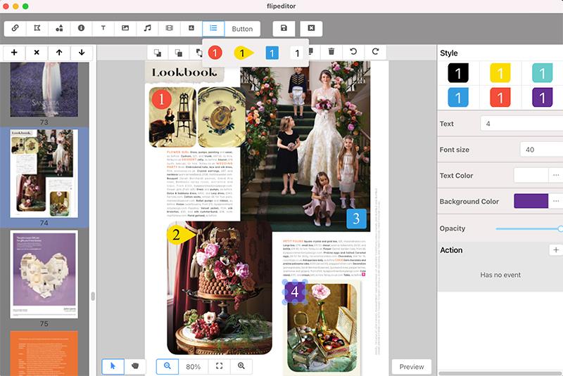 1stFlip FlipBook Creator(电子书制作工具)