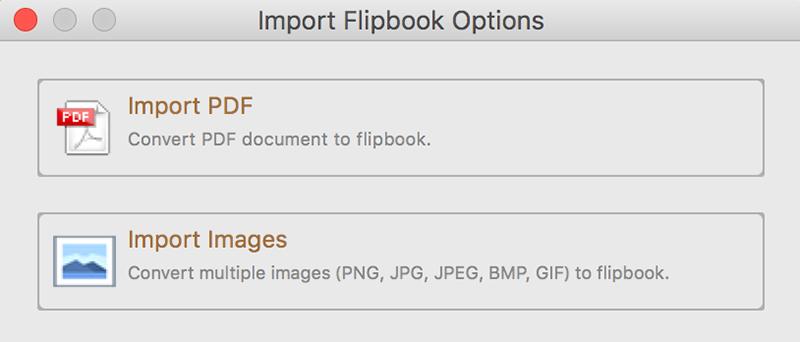 How to use 1stFlip Flipbook Creator to convert PDF files to